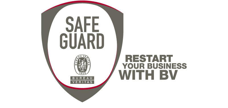 Safeguard Label with Text